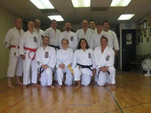 Seminar with Hanshi Duessel